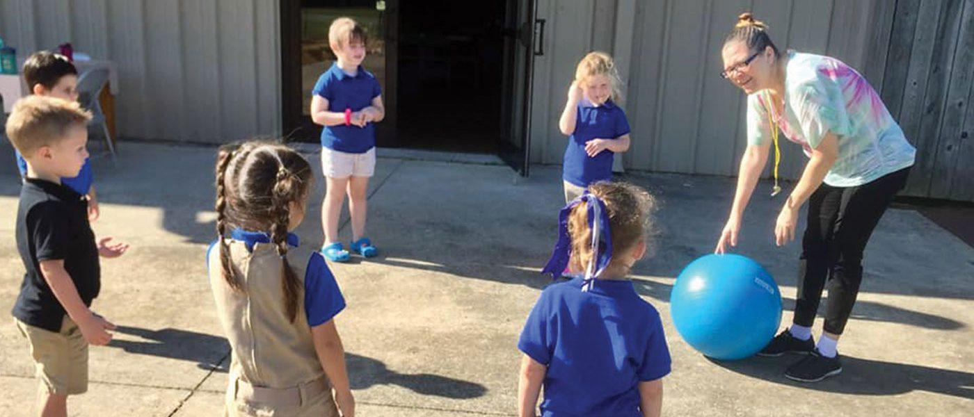 Community Christian School Adds Pre-K Class