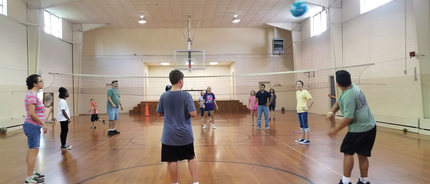 Church Utilizes School for Community Outreach