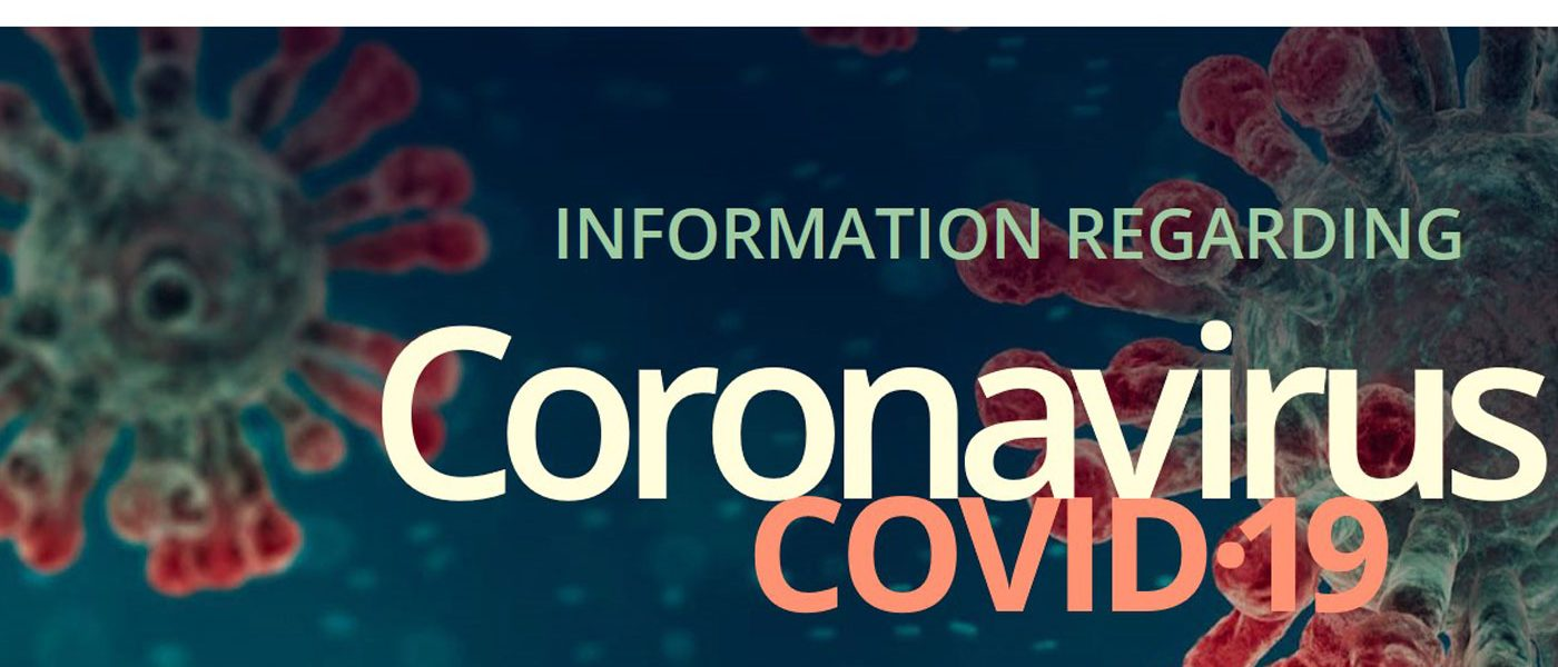 Information Regarding COVID-19