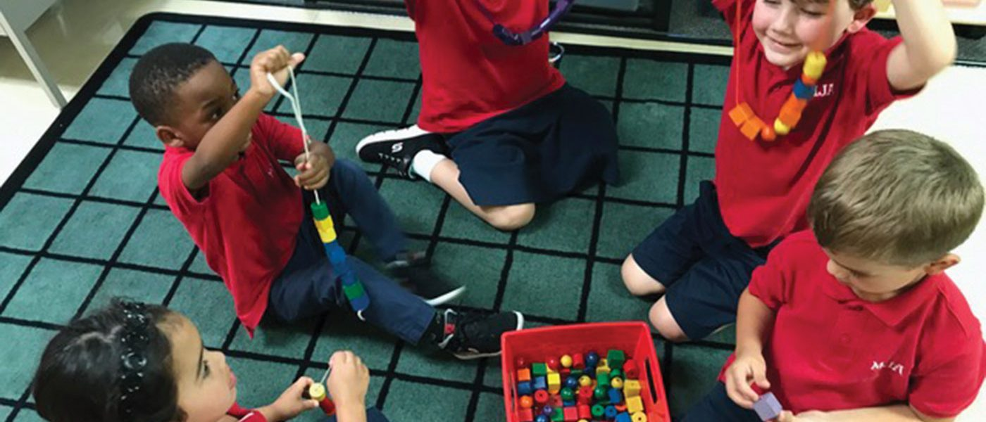 Play Leads to Growth in Classroom