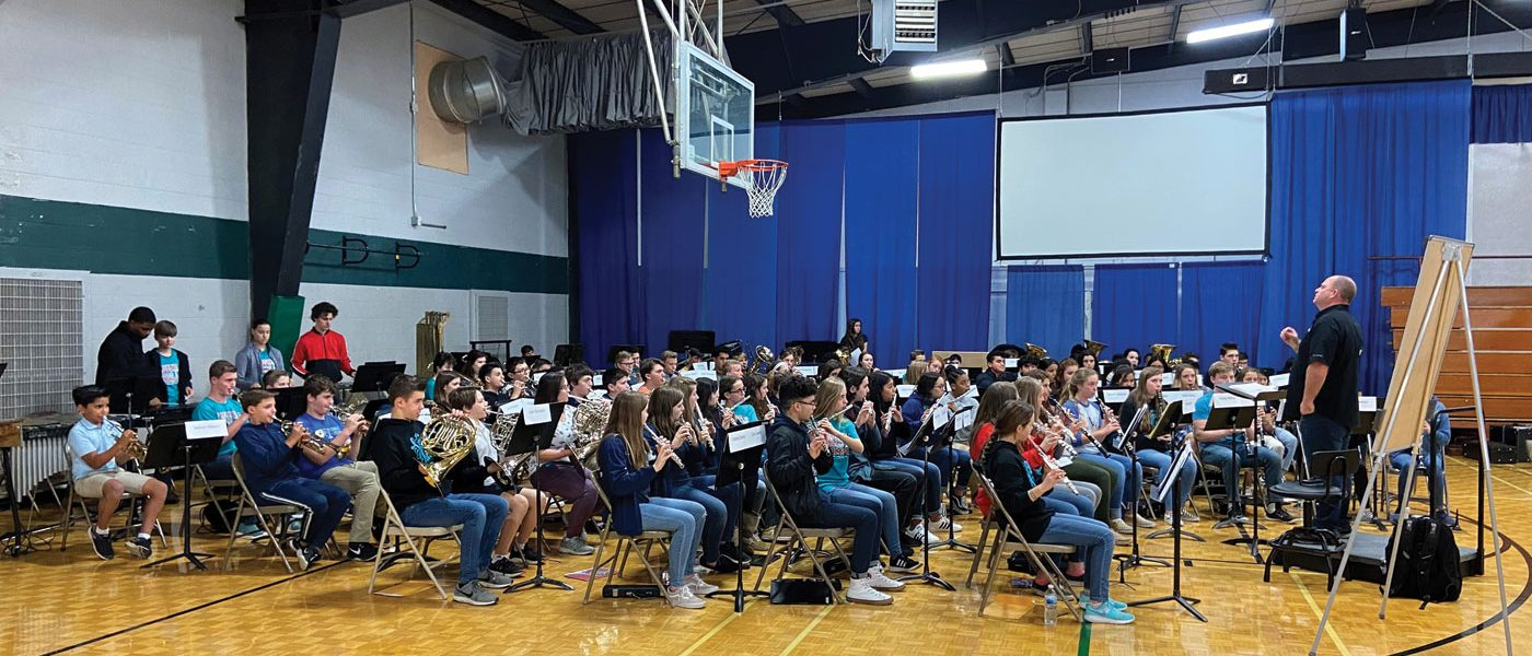 59th Music Fest Held at Highland Academy