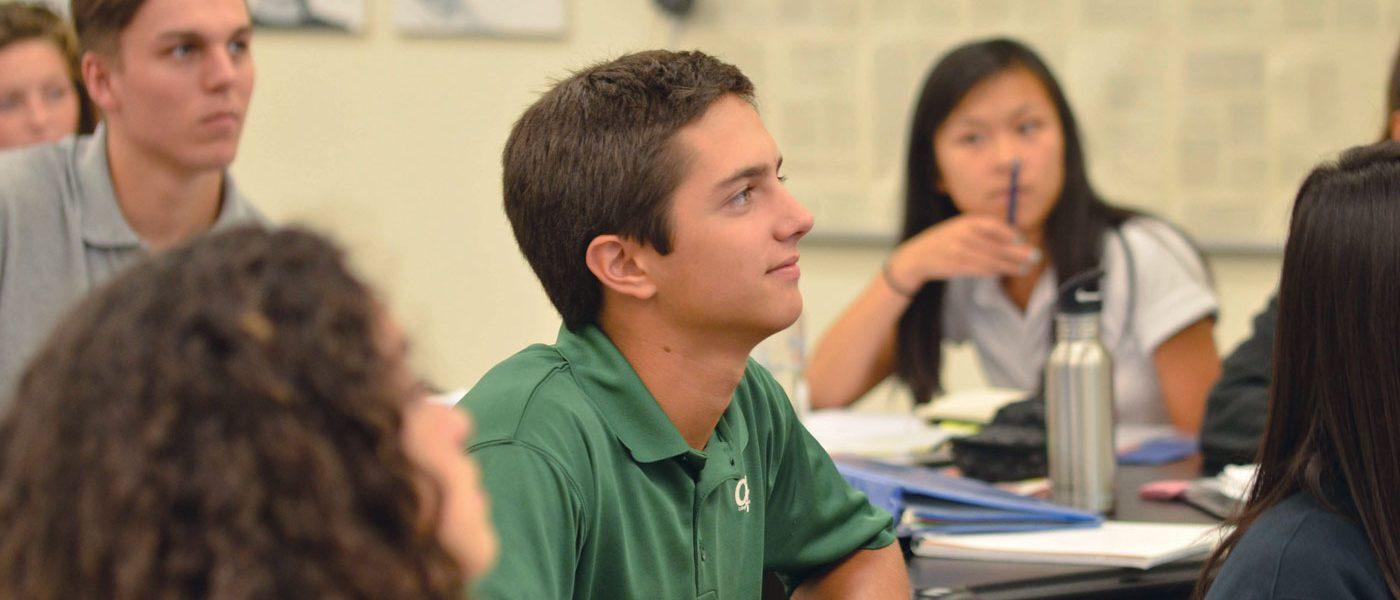 Collegedale Academy Graduates National Merit Scholar