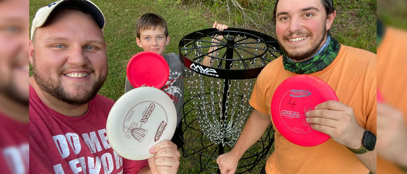 MPA Adds Disc Golf Course to Campus