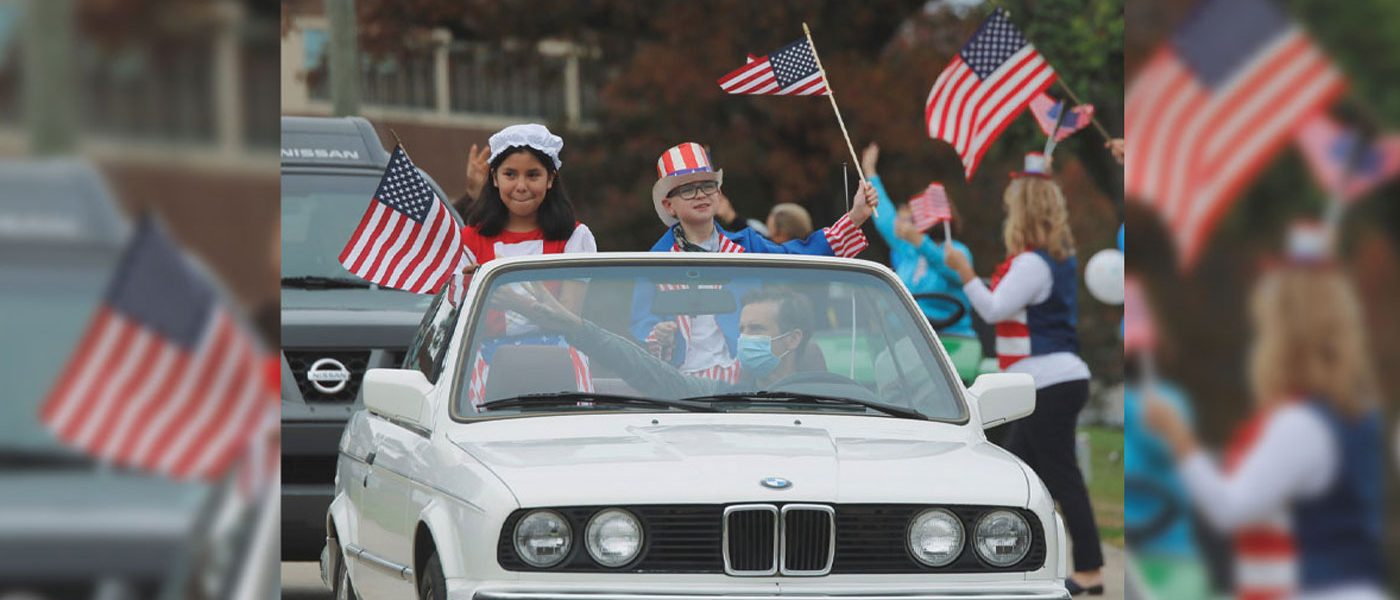 Madison Students Honor Veterans