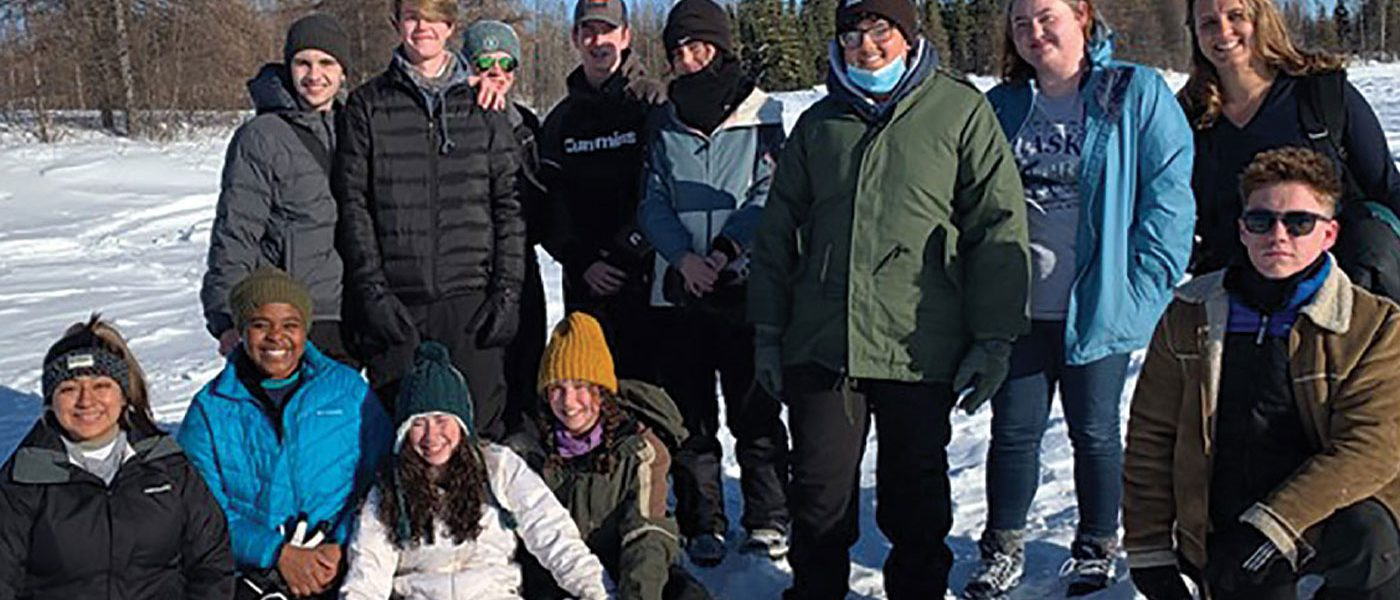 Highland Students Participate in Mission Trip to Alaska